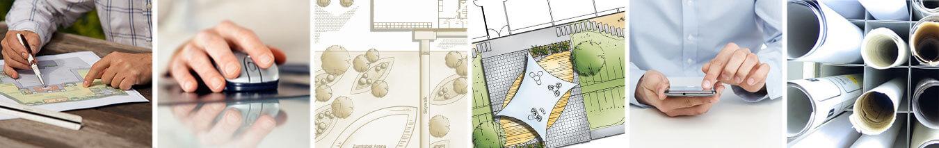 Gartenbau - Planung