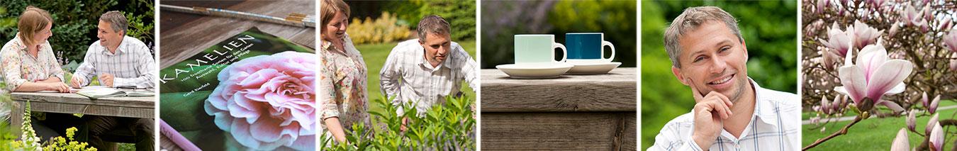 Reihe - Gartengestaltung Profil